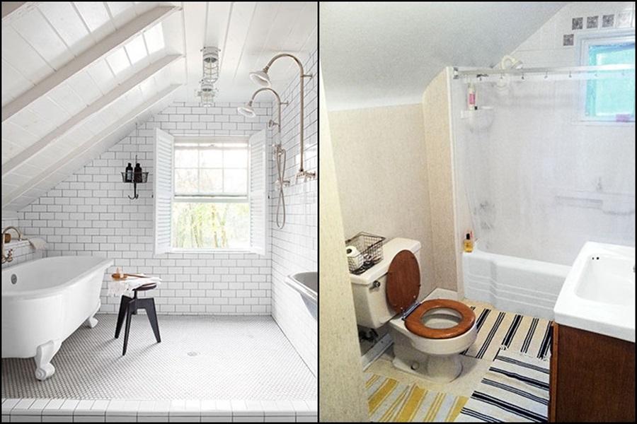 Mobili da bagno stile shabby mobilia la tua casa - Bagno shabby chic moderno ...