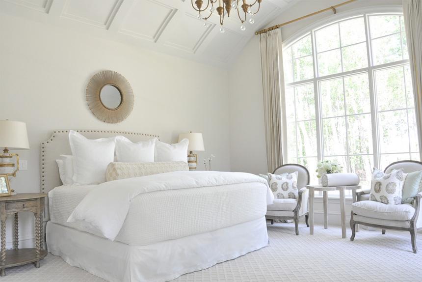 tutti i segreti per una camera da letto in stile shabby - Camera Da Letto White