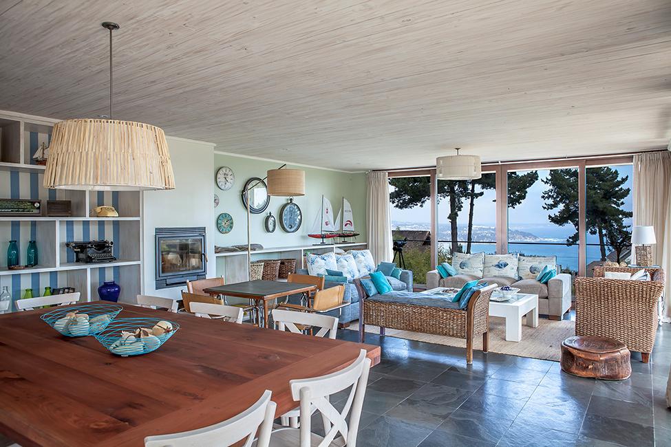 Arredo casa al mare in stile shabby ecco quali tessuti e for Nuove case in stile cottage