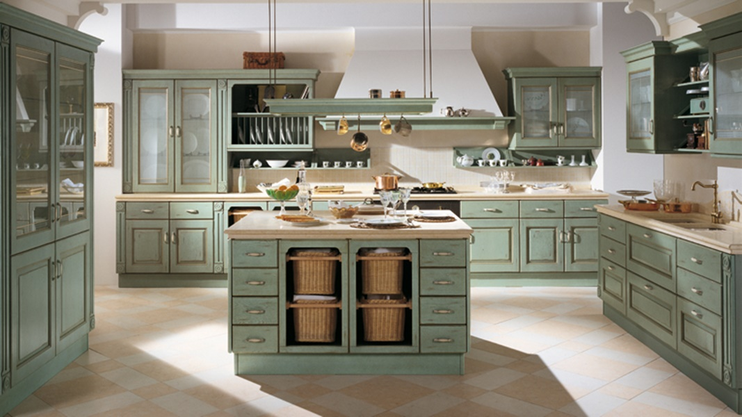 Stunning Cucina Stile Shabby-chic Ideas - Skilifts.us - skilifts.us