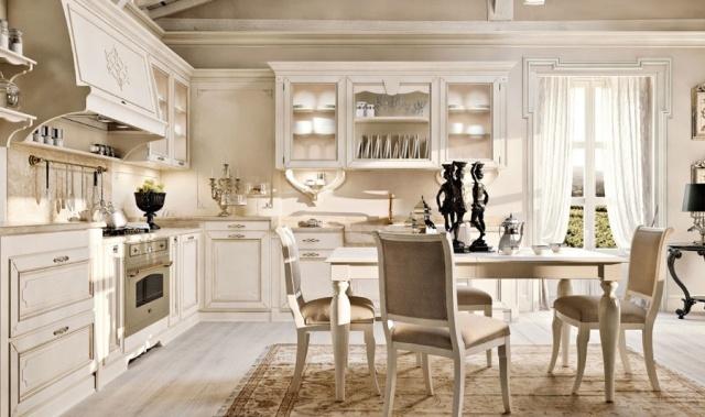 Come arredare una cucina shabby riutilizzando vecchi oggetti for Oggetti per arredare