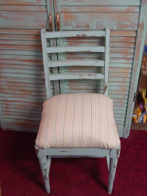 cuscino shabby per sedie arredamento shabby