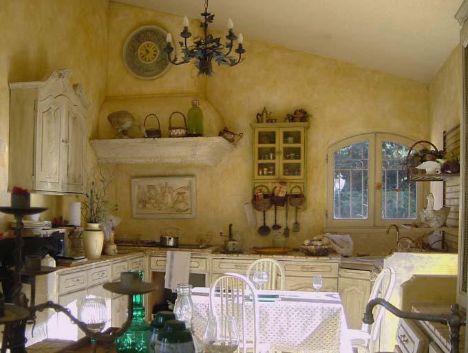 Idee Per Una Cucina Rustica : Idee Per Una Cucina In Stile Shabby ...