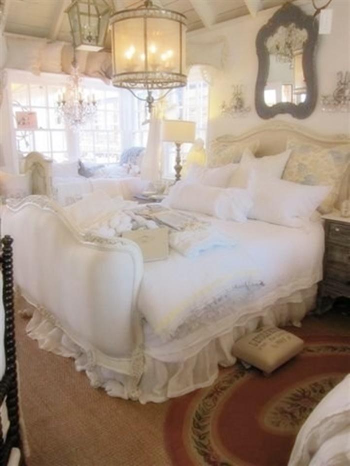Tutti i segreti per una camera da letto in stile Shabby