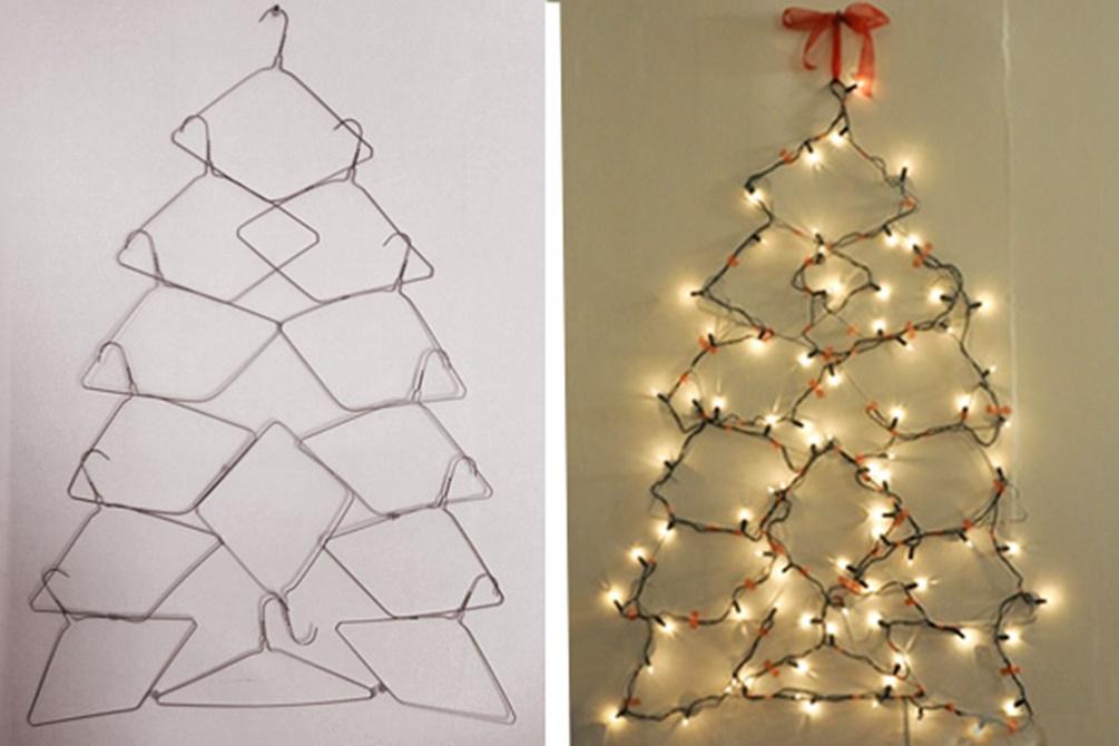 Estremamente Come realizzare alberi di Natale fai-da-te: guarda le foto QH54