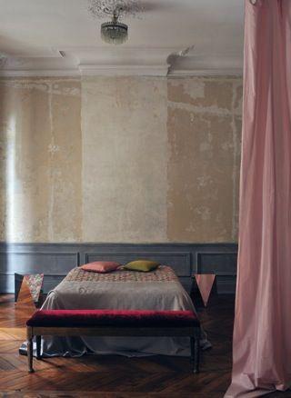 Arredamento shabby chic minimal foto - Camera da letto minimal ...