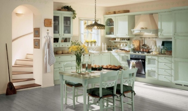Shabby Chic Cucine. Stunning Photo By Shabby Chic Interiors Donut ...