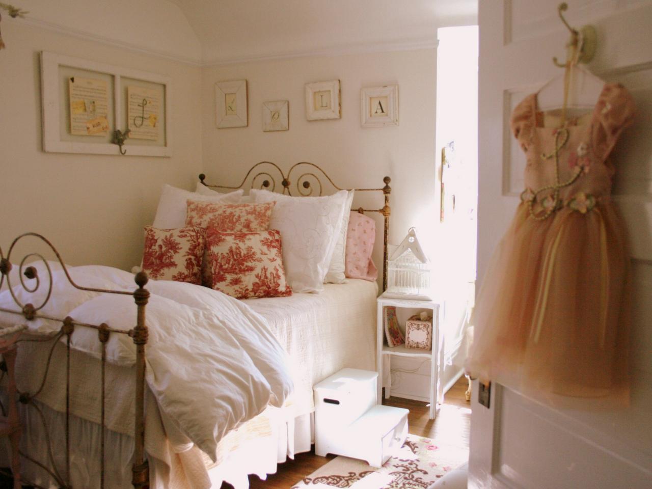 Camere shabby chic: le 15 cose che non devono mancare