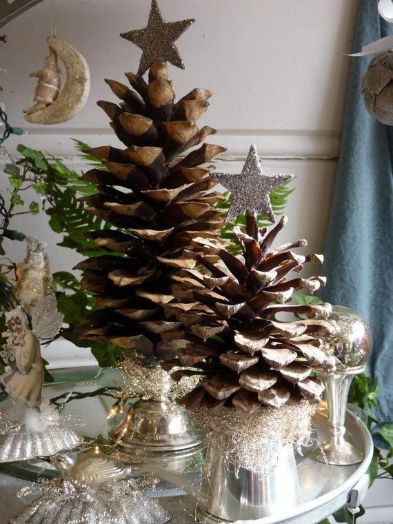 Amato Natale shabby chic economico: ecco come decorare la tua casa TE27