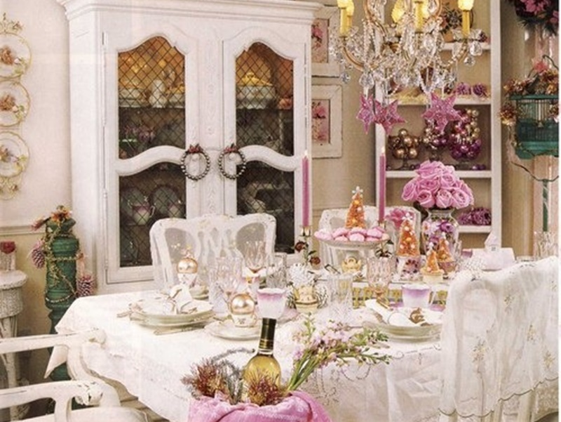 Sala Da Pranzo Shabby Chic Pictures to pin on Pinterest