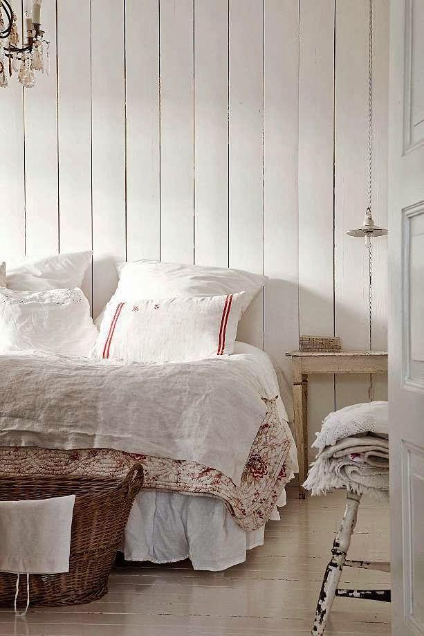 Stanza da letto shabby ma minimal arredamento shabby for Camere da letto minimal chic