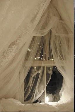 Tenda da sogno per camera da letto shabby arredamento shabby - Tenda per camera da letto ...