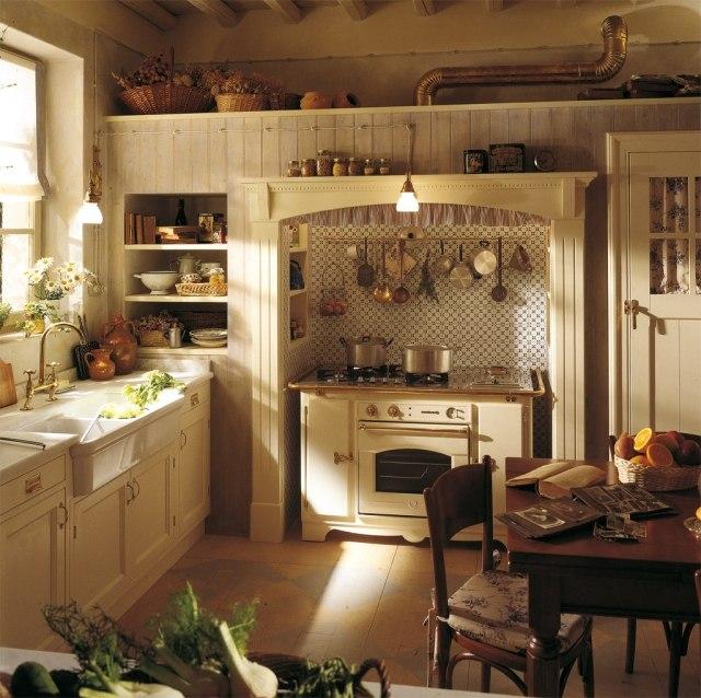e hai visto che meravigliose cucine di campagna naturalmente sempre possibile mescolare lo stile di campagna con lo shabby chic