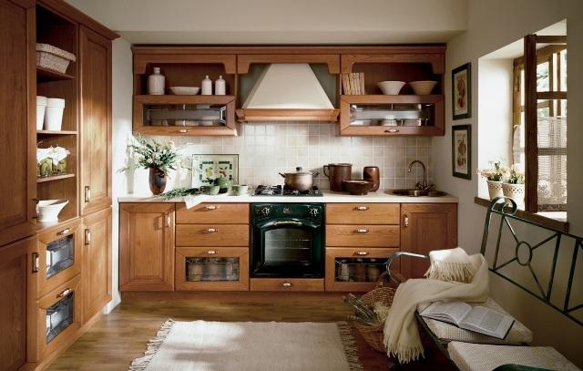... Idee Per Una Cucina Rustica : una cucina shabby rustica - Arredamento