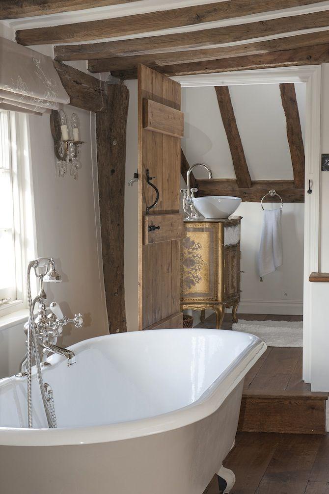 Come realizzare un bagno shabby chic con semplici gesti - Come realizzare un bagno ...