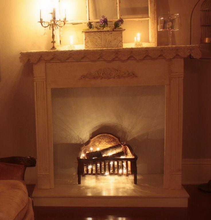 camino fai da te 20 modelli shabby da imitare foto. Black Bedroom Furniture Sets. Home Design Ideas