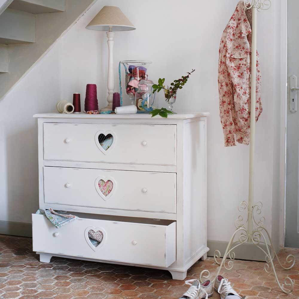 Maison du monde il catalogo 2014 di preziosa ispirazione shabby chic - Maison du monde mobili bagno ...