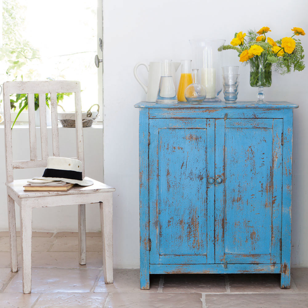 Cucine maison du monde accessori e mobili in stile shabby for Peinture acrylique meuble