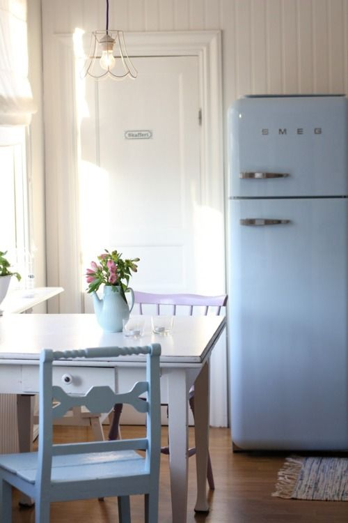 Cucine Pastello E Accessori Per Decorarla Lo Shabby Sposa