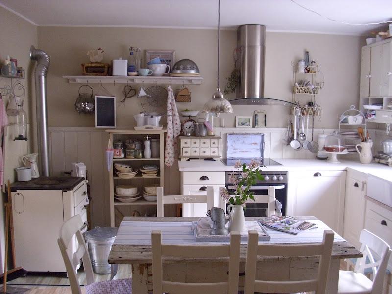 Perfetta cucina shabby chic arredamento shabby - Bagno shabby chic ikea ...