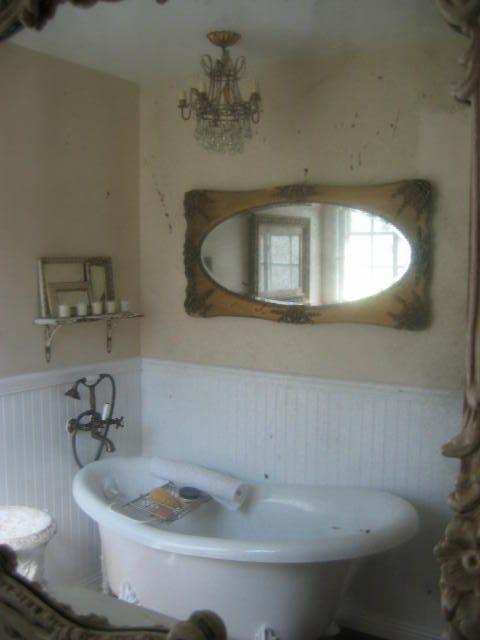 Foto e idee vasca da bagno shabby chic - Bagno shabby immagini ...