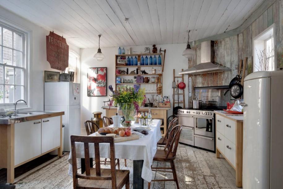 Stunning Cucine Shabby Chic Images - Amazing House Design ...