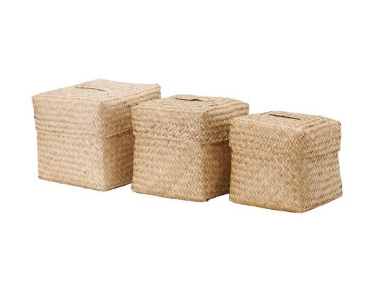 Come trasformare mobili ikea in stile shabby for Cestino bagno ikea