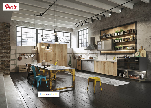 Cucine shabby chic moderne: da Scavolini a IKEA