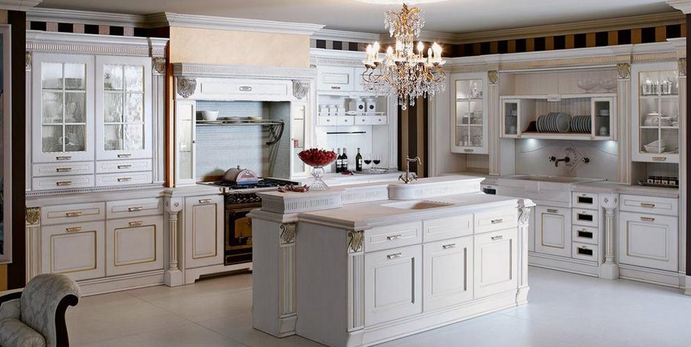 Cucine Componibili Shabby Chic : Le cucine zappalorto shabby chic foto