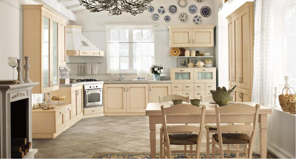 Le cucine zappalorto shabby chic foto for Shabby moderno