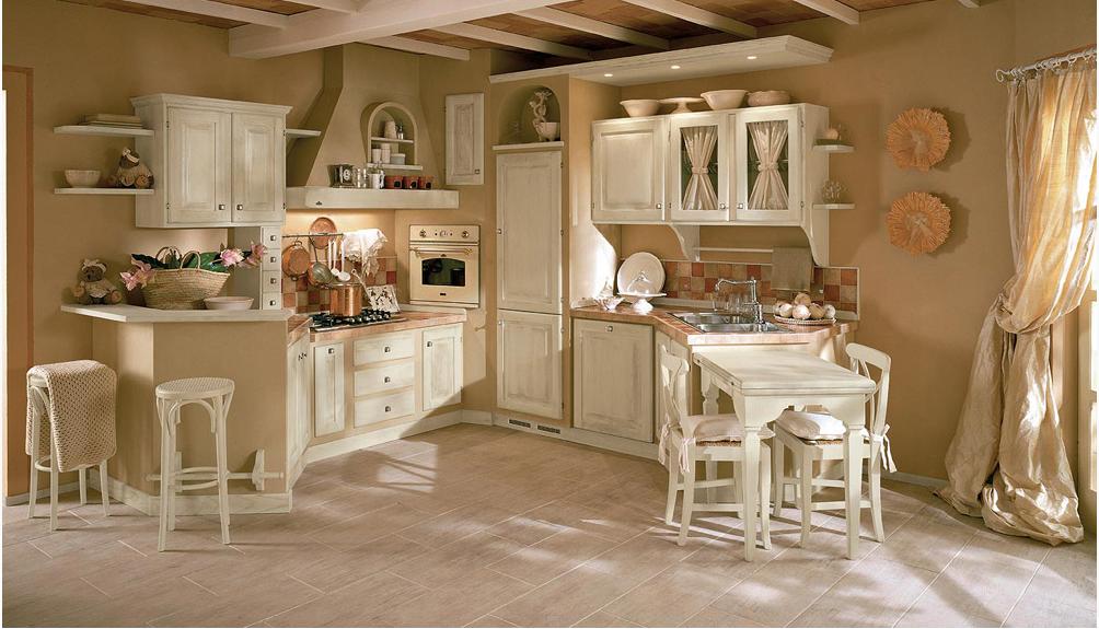 Le cucine zappalorto shabby chic foto