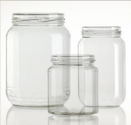 Come realizzare delle fioriere shabby con i barattoli di vetro - Barattoli vetro ikea ...