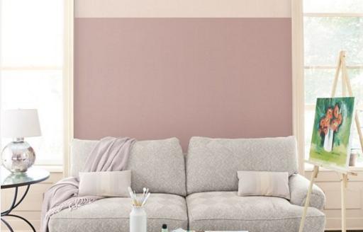 Dipingere le pareti di casa con colori a contrasto - Che colore dare alle pareti di casa ...