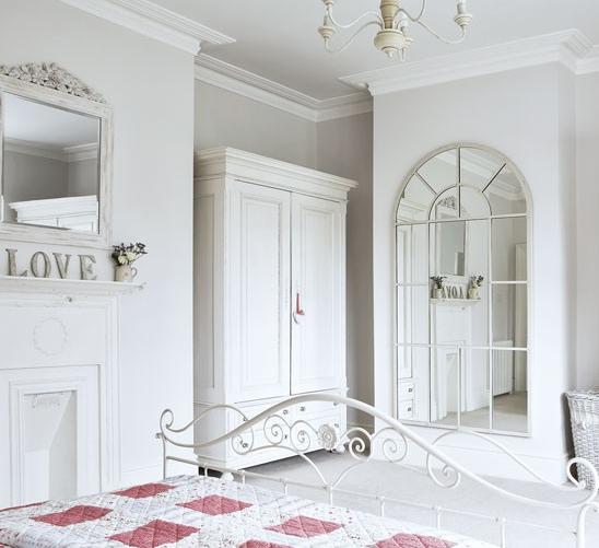 Casa vittoriana inglese in stile shabby chic foto - Camera da pranzo in inglese ...