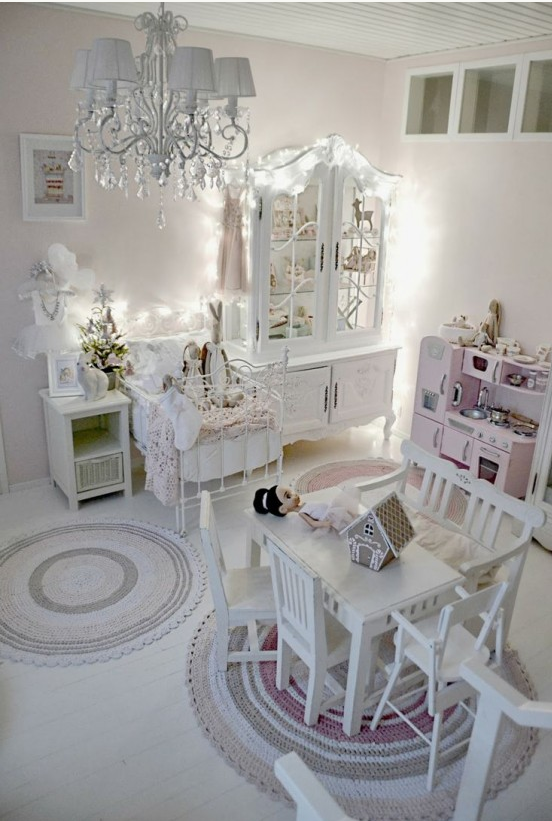 Camerette shabby chic per bambina - Camerette shabby chic ...