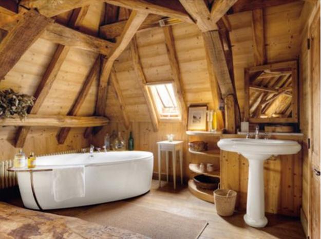 Quali maioliche scegliere per il bagno rustico?