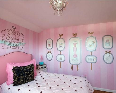 Camerette Chic Per Ragazze : Camerette shabby chic idee colorate per la stanza dei bambini