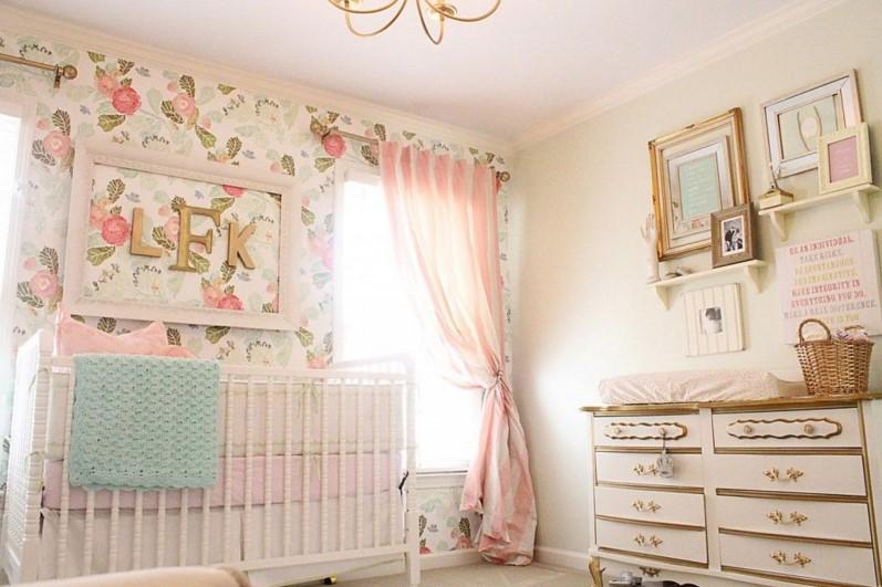 Cameretta Bambina Shabby Chic : Cameretta neonato idee simple elegant camerette neonati shabby