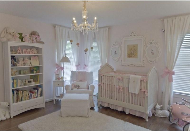 Idee Pareti Cameretta Neonato : Sei idee per decorare la cameretta del neonato