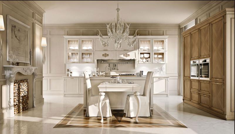Favorito Cucina stile provenzale: l'azienda Arcari presenta le sue UF92