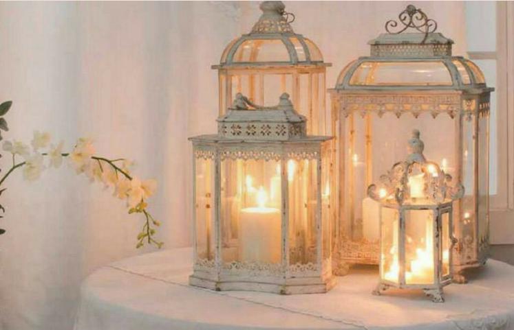 lanterne shabby chic sceglile e renderai la tua casa magica