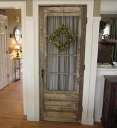 Porte shabby chic quali scegliere per la tua casa - Porte stile shabby chic ...