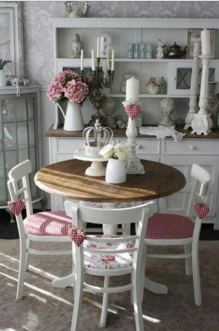 Sedie country chic come sceglierle foto for Sedie shabby chic ikea