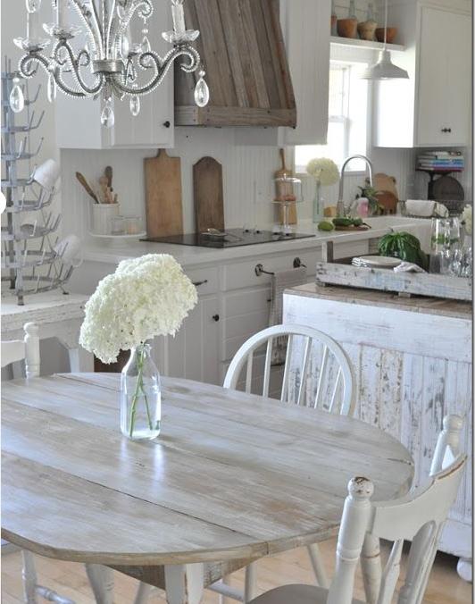Tavoli shabby chic: e prendi ispirazione per la tua casa