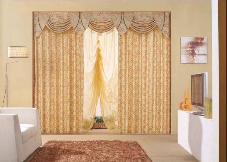 Idee tende interni ecco come arredare la tua casa con i tessuti - Idee tende bagno ...