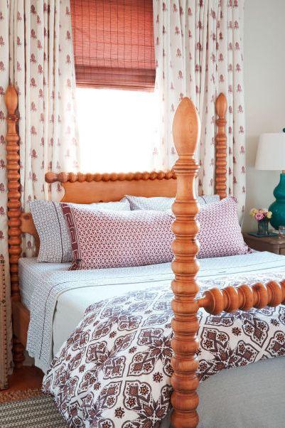 L 39 arredamento della casa di campagna in immagini for Arredamento rustico moderno camera da letto