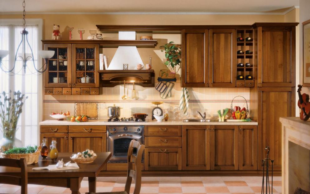 Arredamento Cucine Classiche