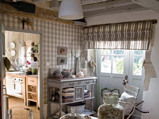 L 39 arredamento della casa di campagna in immagini for Home arredamento