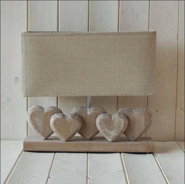 Lampade shabby chic idee originali per la tua casa foto - Idee shabby chic per la casa ...