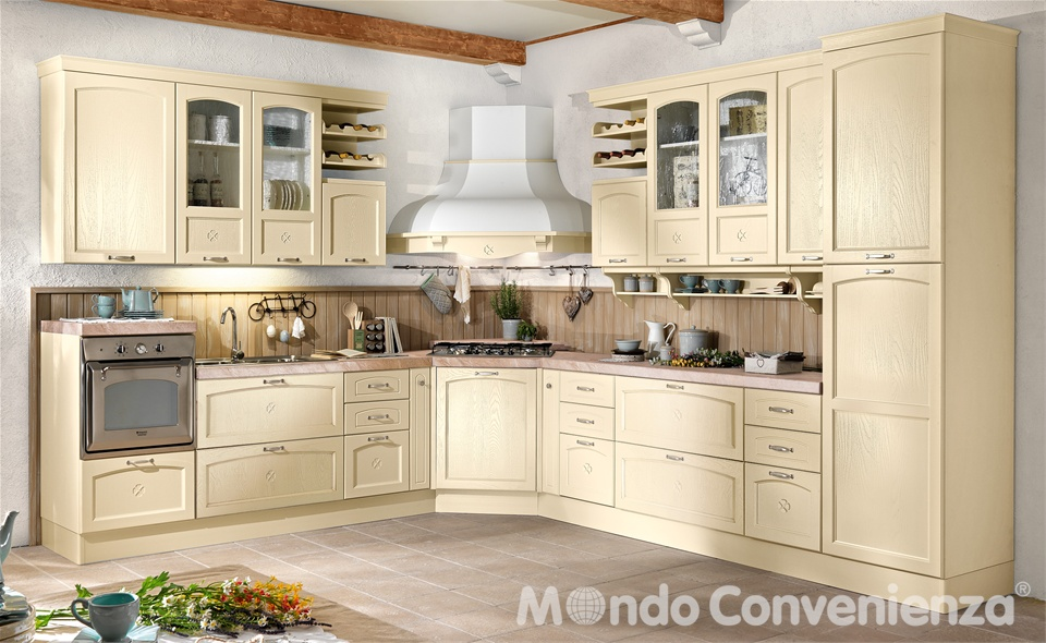 Mondo Convenienza offerte cucine fino a novembre 2015